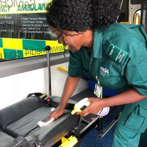 Ambulance Care Assistant
